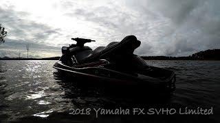 3. 2018 Yamaha FX SVHO Limited
