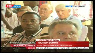 Cs Najib Balala's remarks in the ongoing Tourism  Summit in Mombasa