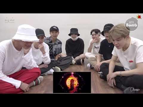 [BANGTAN BOMB] BLACKPINK 'Kill This Love' MV FAKE REACTION - BTS (방탄 소년단)