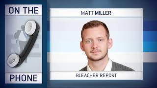 Bleacher Report's Matt Miller Talks NFL Draft with Rich Eisen | Full Interview | 4/24/18