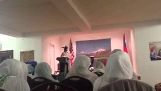 Ethiopian Orthodox Mezmur Zerfe Kebede
