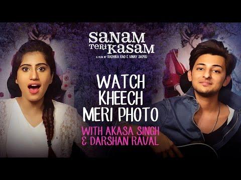 Video Darshan and Akasa Sing Kheech Meri Photo | Sanam Teri Kasam download in MP3, 3GP, MP4, WEBM, AVI, FLV January 2017