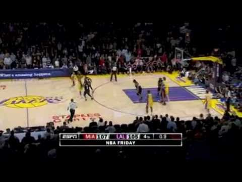 Kobe Bryant 3 Pointer