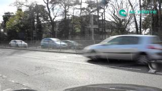 Farnborough United Kingdom  City new picture : Farnborough UK Driving Test Route 5 - Don't Fail Here!