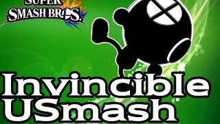 Mr. Game and Watch – Invincible USmash