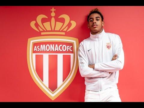 Willem Geubbels à l'AS Monaco - AS MONACO