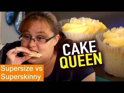 Cakes and SNACKS Obsessed | Supersize Vs Superskinny | S04E07 | How To Lose Weight | Full Episodes