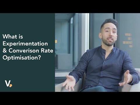 What is Experimentation and Conversion Rate Optimisation (CRO)?
