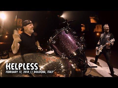 Metallica: Vídeo profissional de cover do Diamond Head em show na Itália