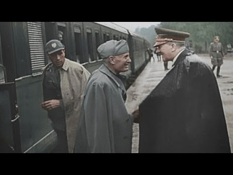 Hitler Escapes an Assassination Attempt and Continues With His Day's Appointments