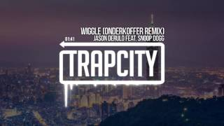 Jason Derulo feat. Snoop Dogg - Wiggle (Onderkoffer Remix) Video