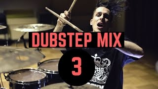 Dubstep Mix 3  Drum Cover  Disciple Official