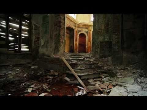 Umírající Mattoniho lázně Kyselka