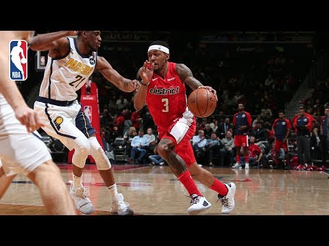 Video: Full Game Recap: Pacers vs Wizards   Beal & Green Lead WAS