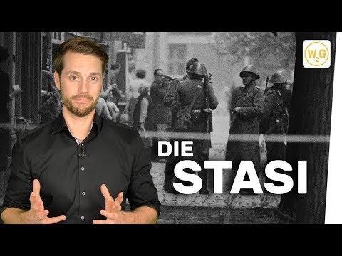 Die Stasi und ihre Methoden