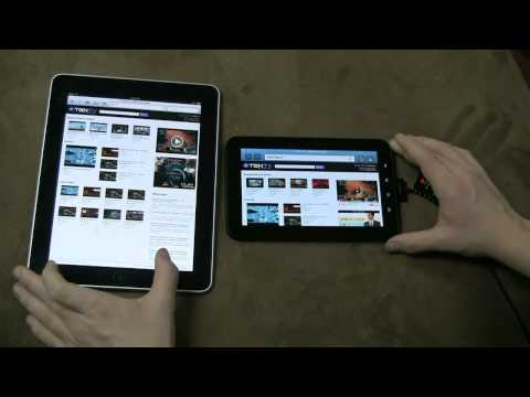 ★ Electronics – iPad vs Samsung Galaxy Tab comparison review! ft. Connor – TGN