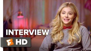 Neighbors 2: Sorority Rising Interview - Chloë Grace Moretz (2016) - Comedy HD