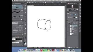 Ellipse & cylinder tricks