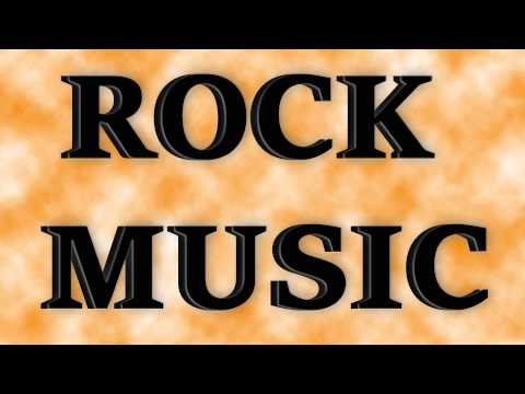 4 hours of rock music non-stop