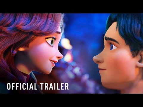 THE STOLEN PRINCESS | Official Trailer #1