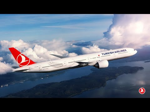 Turkish Airlines fleet 2020The largest major carrier in the world