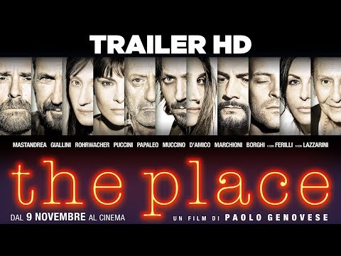 Preview Trailer The Place, trailer ufficiale