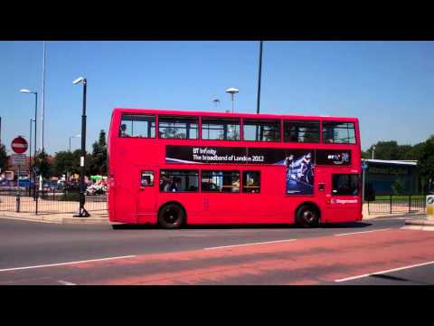 17558 - Beckton Bus Station.
