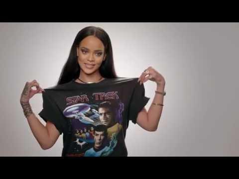 Star Trek Beyond | Featurette: Rihanna  | Paramount Pictures Australia