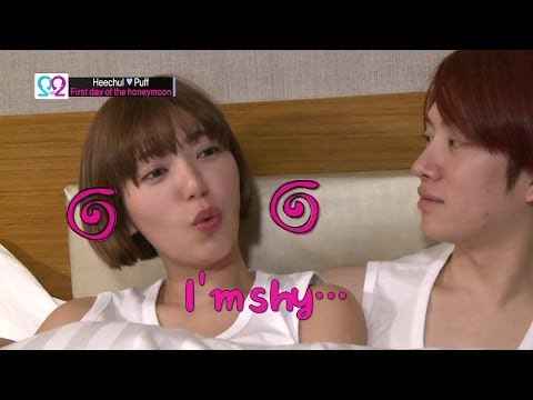 HEECHUL - Global We Got Married - Season 2 우리 결혼했어요 세계판 - 시즌 2 Romantic and Sweet Stories of Stars' Newly Married Life featuring Kim Heechul from Super Junior with Guo...