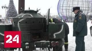 Центральная Россия оказалась во власти аномального холода