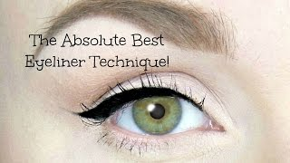 Make sure to give this video a Like or Comment!  And please Subscribe!!!How to Apply Eyeliner like a Pro!  No more gaps between liner and lashes!  This technique is so easy to do it creates flawless winged liner in minutes!  A true makeup trick you must learn!  Great hack for winged eyeliner or natural eyeliner.  You can use any eyeliner to do this trick, including gel eyeliner, liquid eyeliner, pencil eyeliner, kohl eyeliner, etc.  For more beauty tips and tricks check out my website athttp://reneesway.comand follow me on social media!https://www.instagram.com/reneesway82/https://www.facebook.com/reneeswaybeauty/