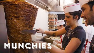 Building a 200lb Meat Trompo for Tacos - Open Fire by Munchies
