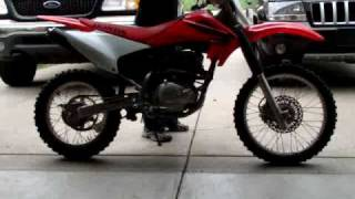10. Review of my 2007 CRF150F