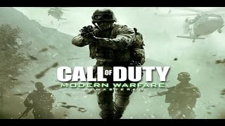 Call of Duty Modern Warfare Remastered Part 4- PS4