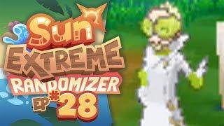 THIS GUY SECRETLY EATS THE SLOWPOKE TAILS... - Pokemon Sun Extreme Randomizer (Episode 28) by Tyranitar Tube