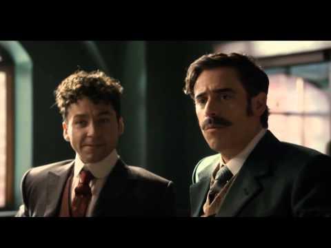 Houdini & Doyle Season 1 (UK Promo)