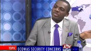 Ecowas Security Concerns