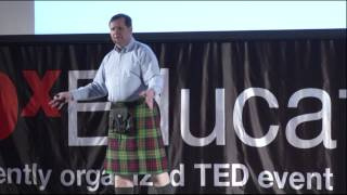 What is your fractal dimension? Mark Stehlik at TEDxEducationCity