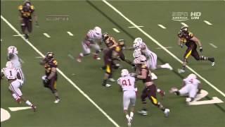 Eric Fisher vs Western Kentucky (2012 Bowl)