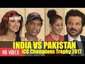Bollywood Celebrities Reaction On India Vs Pakistan Match | Icc Champions Trophy 2017 Image