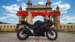 4. 2018 Yamaha R3 Detailed Review