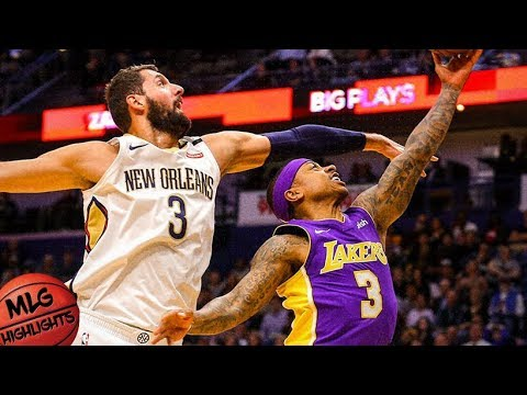 Los Angeles Lakers vs New Orleans Pelicans Full Game Highlights / March 22 / 2017-18 NBA Season - Thời lượng: 9:31.