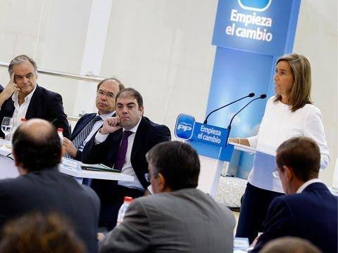 Ana Mato: No hay mejor política social que la creación de empleo