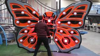 Interactive Play set EO.102 - (Butterfly)