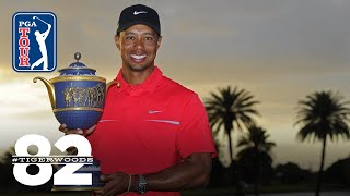 Tiger Woods wins 2013 WGC-Cadillac Championship | Chasing 82 by PGA TOUR
