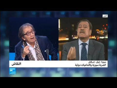العرب اليوم - حوار ساخن بين عبد الباري عطوان وكمال طربيه في برنامج النقاش