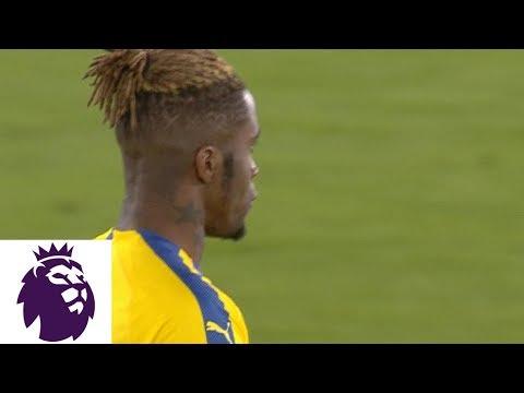 Video: Crystal Palace's Wilfried Zaha finds net v. Southampton   Premier League   NBC Sports