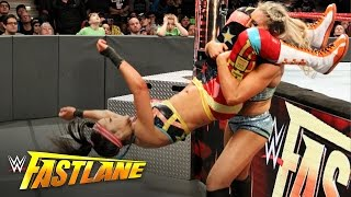 Nonton Bayley Vs  Charlotte Flair   Raw Women S Title Match  Wwe Fastlane 2017  Wwe Network Exclusive  Film Subtitle Indonesia Streaming Movie Download