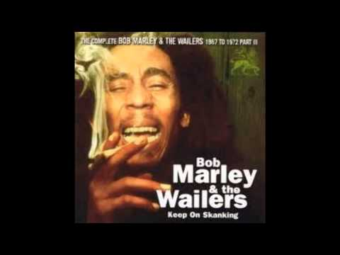 Bob Marley And The Wailers  - Satisfy My Soul Babe (Instrumental).