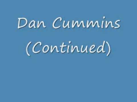 Comedy Central Presents Dan Cummins Part 2